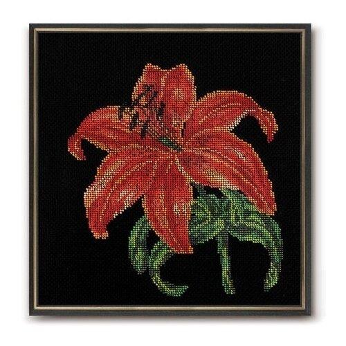 Купить Набор для вышивания «Радуга бисера» В-139 Королева ночи, Наборы для вышивания