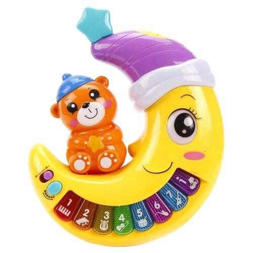 Интерактивная развивающая игрушка Play Smart Чудо-месяц, разноцветный
