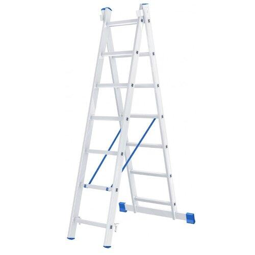 Лестница трансформер 2-секционная Сибртех 97907