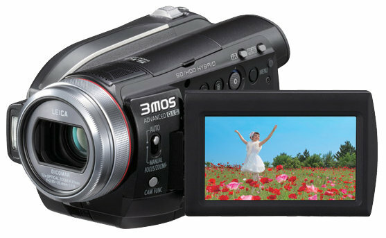Видеокамера Panasonic HDC-HS100