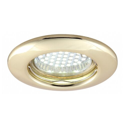 цена на Встраиваемый светильник Arte Lamp A1203PL-1GO