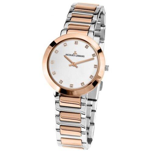 Фото - Наручные часы JACQUES LEMANS 1-1842N наручные часы jacques lemans 1 2094d