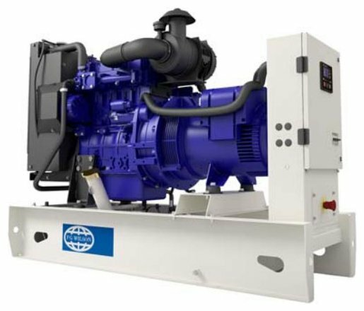 Дизельный генератор FG Wilson P22-6 (16000 Вт)