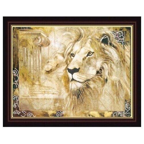 Купить Рисунок на ткани «Конёк» 9456 Царь, 29x39 см, Наборы для вышивания