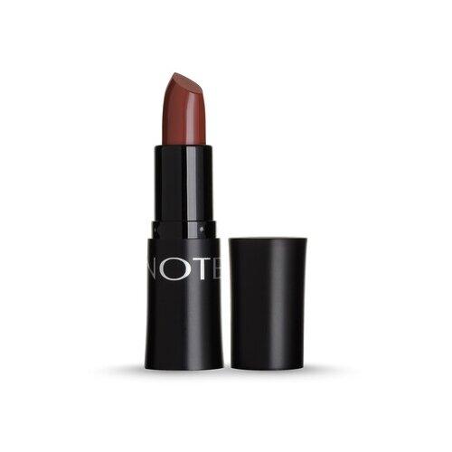 Note Помада для губ Mattemoist Lipstick матовая, оттенок 315 Hot Brown