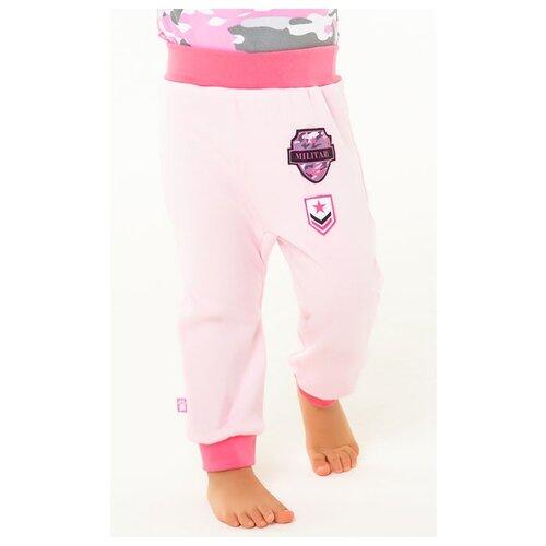 Брюки KotMarKot Папина дочка 5080224 размер 98, розовый