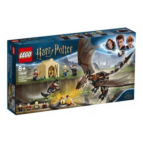 Конструктор LEGO Harry Potter 75946 Турнир трёх волшебников: Венгерская хвосторога конструктор lego harry potter 75979 букля