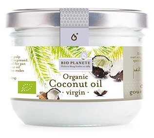 Bio Planete Масло кокосовое нерафинированное