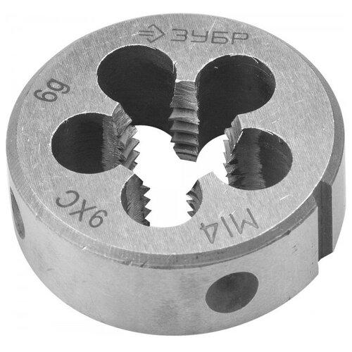 цена на Плашка ЗУБР Мастер 4-28022-14-2.0