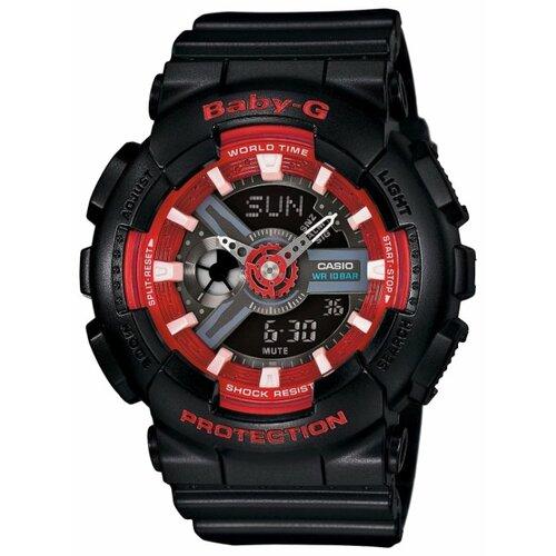 Фото - Наручные часы CASIO BA-110SN-1A женские часы casio ba 111 1a