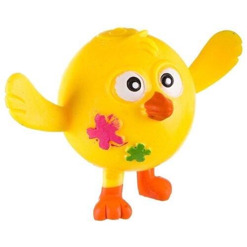 Купить Игрушка-антистресс BONDIBON Жамкарик. Цыпленок желтый, Игрушки-антистресс
