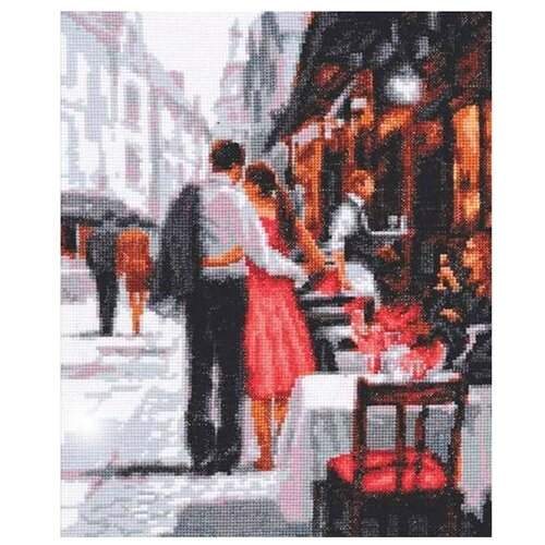 Купить 11.008 Набор для вышивания 'Палитра' 'Романтическое настроение', 20х26 см, Наборы для вышивания