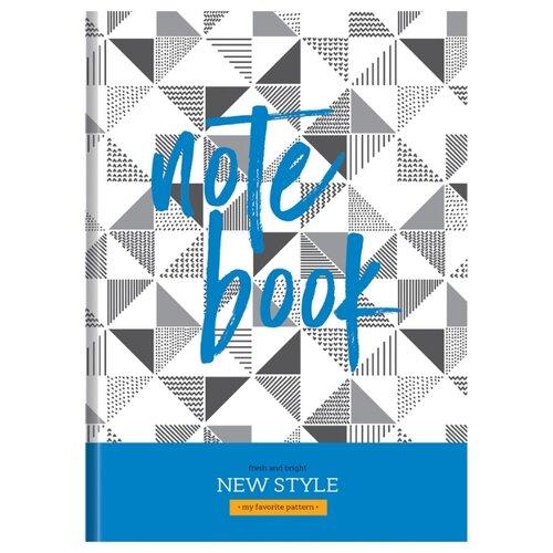 Купить Блокнот OfficeSpace Паттерн. New style A4, 80 листов (ББ4т80_28100), Блокноты