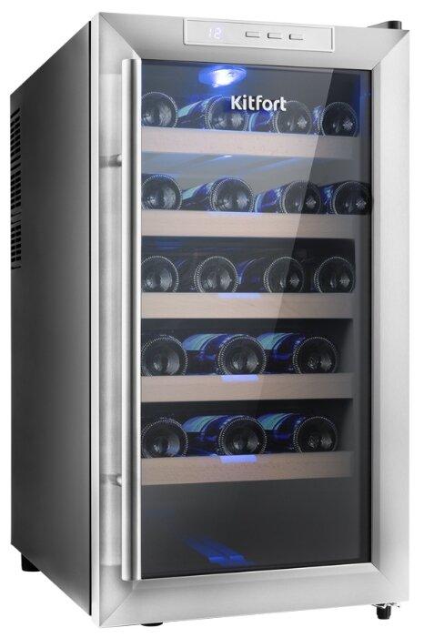 Винный шкаф Kitfort КТ-2409
