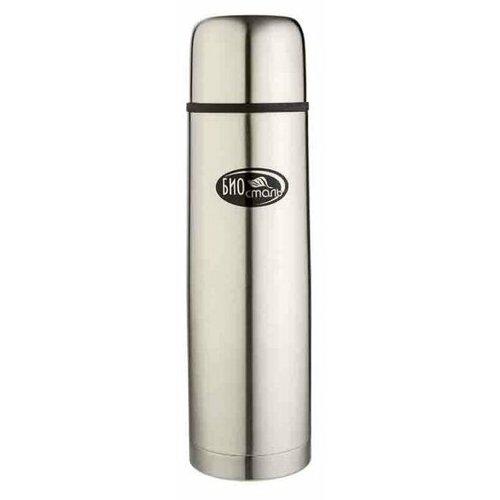 Классический термос Biostal NB-1000 (1 л) серебристый