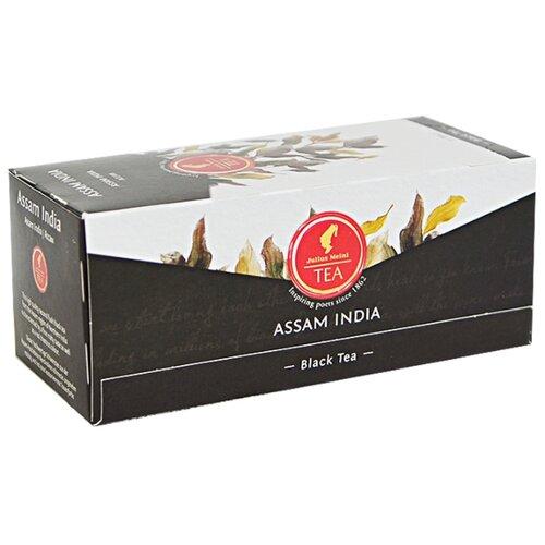 Чай черный Julius Meinl Assam India в пакетиках , 25 шт. meinl caj7nt bk bag