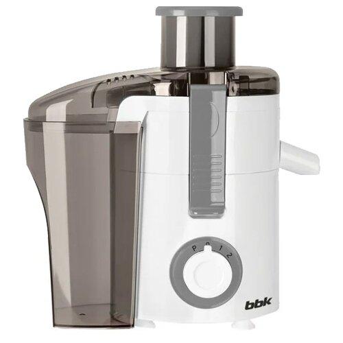 Соковыжималка BBK JC060-H11 серый/белый