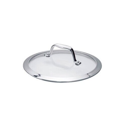 Крышка Beka стеклянная Evolution 12329144 (14 см) прозрачный/стальной