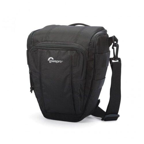Фото - Универсальная сумка Lowepro TopLoader Zoom 50 AW II черный сумка для фотокамеры lowepro toploader zoom 45 aw ii синий