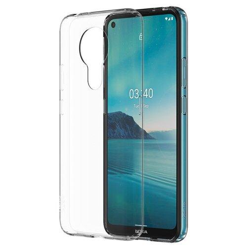 Фото - Чехол Nokia 3.4 Clear Case CC-133 clear чехол nokia 3 4 clear case transparent