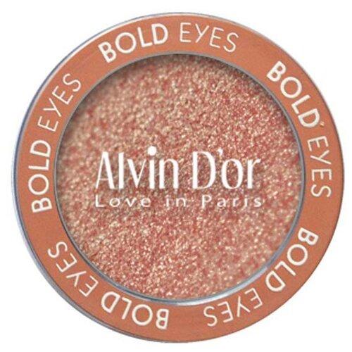 Купить Alvin D'or Тени для век Bold eyes AES-19 розовое золото