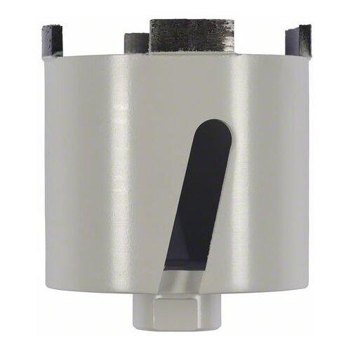 Коронка BOSCH 82 мм для сухого сверления бетона 2 608 599 048 коронка по металлу bosch standard 56 мм 2 608 584 848