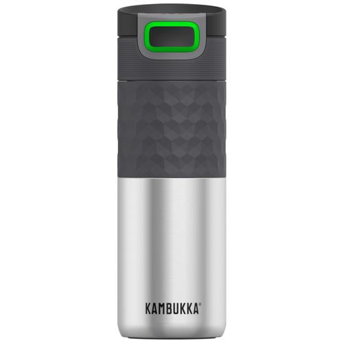 Термокружка Kambukka Etna Grip, 0.5 л stainless steel