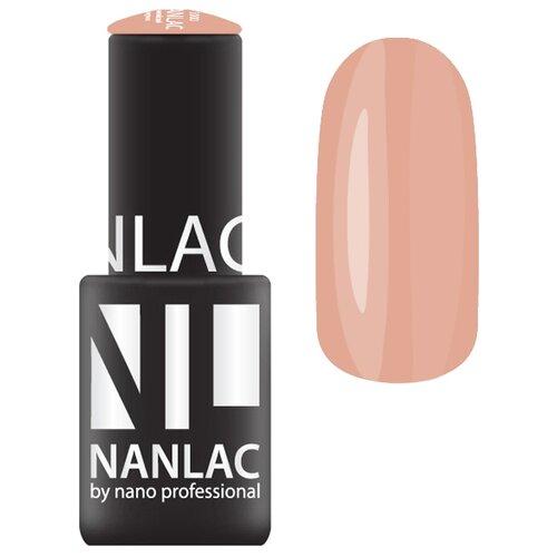 Гель-лак для ногтей Nano Professional Эмаль, 6 мл, NL 2105 целомудренная Фрейя гель лак для ногтей nano professional эмаль 6 мл оттенок nl 2175 свободная любовь