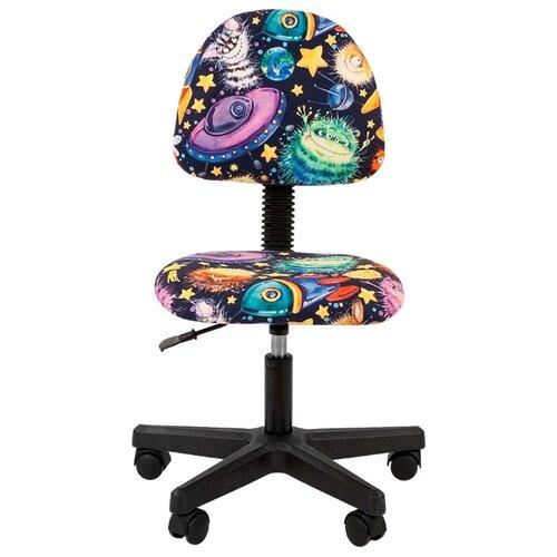 Компьютерное кресло Chairman Kids 104 детское, обивка: текстиль, цвет: нло chairman кресло chairman kids 105 нло белый