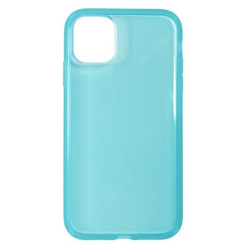 Защитный чехол для iPhone 11 / на Айфон 11 / бампер / накладка на телефон / Бирюзовый