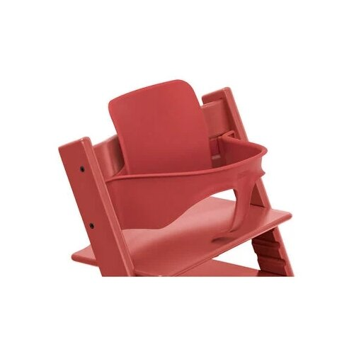 Stokke комплект-вставка Baby Set для стульчика Tripp Trapp красно-коричневый