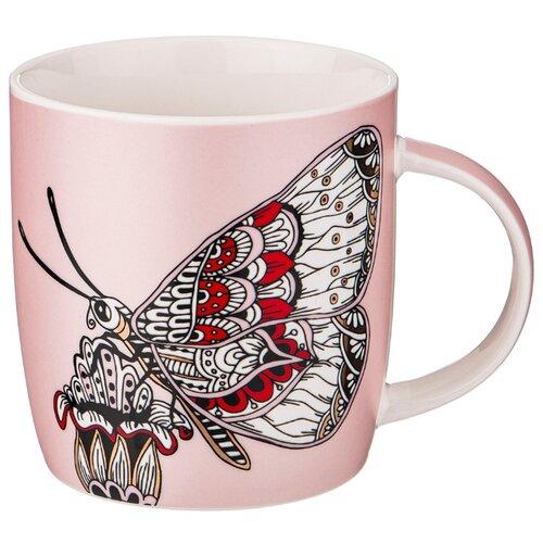 Кружка lefard бабочка 350мл Lefard (97-656)
