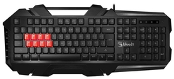 Игровая клавиатура Bloody B3590R RGB Black-Grey