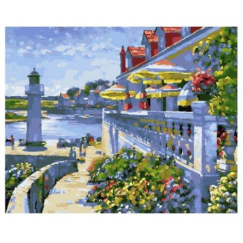 Купить ВанГогВоМне Картина по номерам Маяк , 40х50 см (ZX 21989), Картины по номерам и контурам