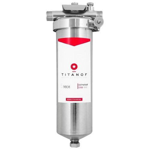 Фильтр магистральный TITANOF СПФ-1000 10 микрон для холодной и горячей воды спф