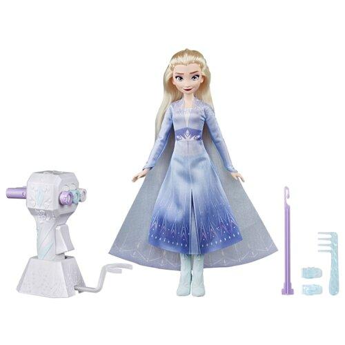 Купить Кукла Hasbro Disney Princess Холодное сердце 2 Магия причесок Эльза, E7002, Куклы и пупсы