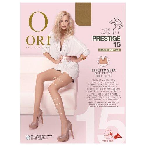 Колготки ORI Prestige, 15 den, размер 2-S, neutro (бежевый)