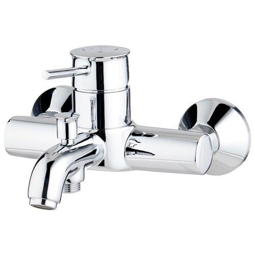 Смеситель для ванны с подключением душа Grohe BauClassic 32865000 однорычажный комплект смесителей grohe bauclassic 32865000 23162000
