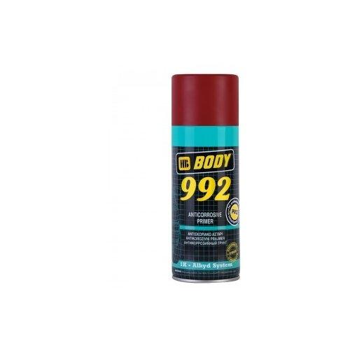 Грунт-праймер HB BODY 992 коричневый 0.4 л