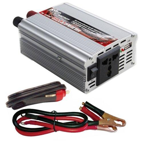 Инвертор AVS IN-400W серебристый