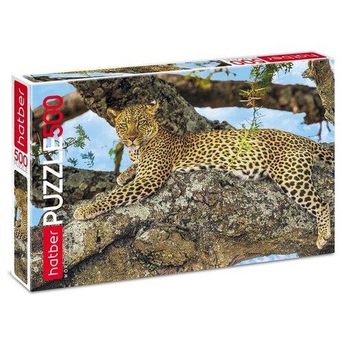 Купить Пазл Hatber Leopard (500ПЗ2_19313), 500 дет., Пазлы