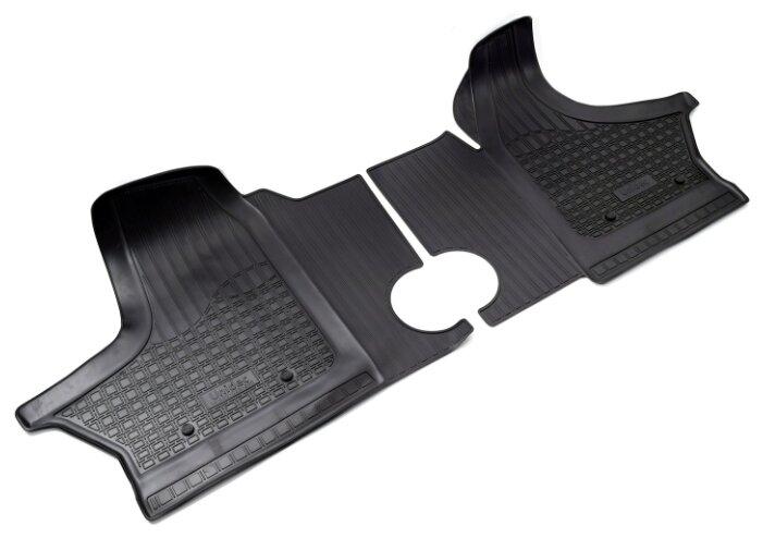 Комплект ковриков NorPlast NPA00-C23-200 2 шт.