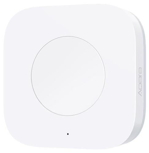 Кнопочный выключатель (кнопка) Aqara WXKG12LM, белый фото 1