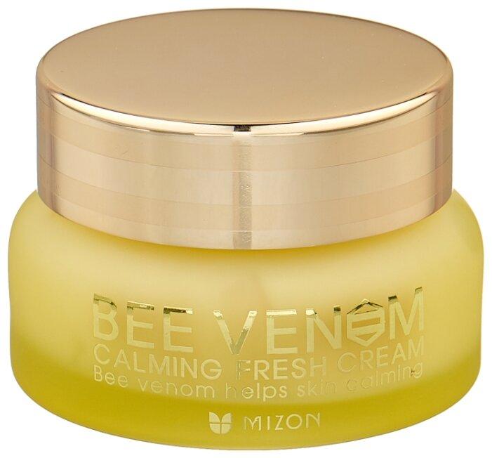 Mizon Bee venom calming fresh cream Крем для лица с прополисом и ядом пчелы