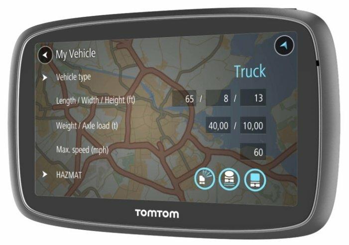Навигатор TomTom GO 5100