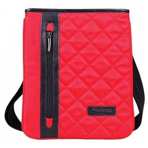 сумка планшет victorinox текстиль красный Сумка планшет BRAUBERG, искусственная кожа, красный