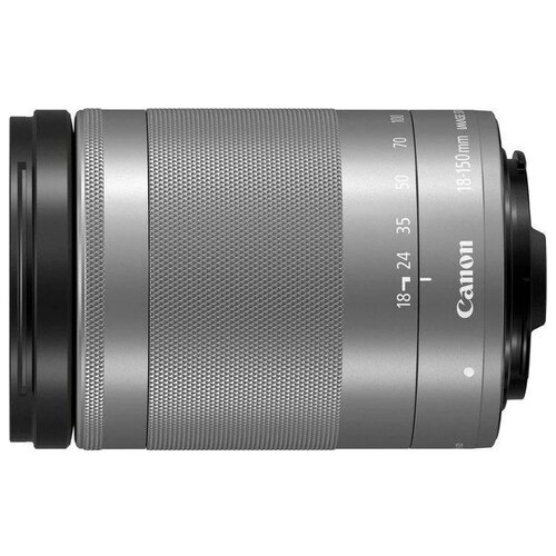 Объектив Canon EF-M 18-150mm f/3.5-6.3 IS STM silver