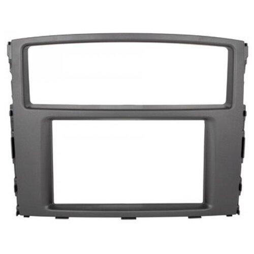 Фото - Переходная рамка Intro RMS-N01 для Mitsubishi Pajero 4 2DIN рамка incar mitsubishi l 200 pajero sport new 2din накладка крепеж rms n17