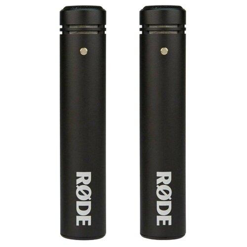 Комплект микрофонов RODE M5, черный