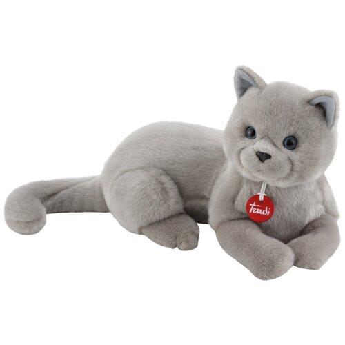 Мягкая игрушка Trudi Кот Селестино лежащий 19 см мягкая игрушка trudi хомяк сквит 19 см